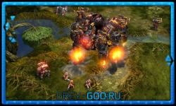Скриншот Grey Goo: Фракция Бета