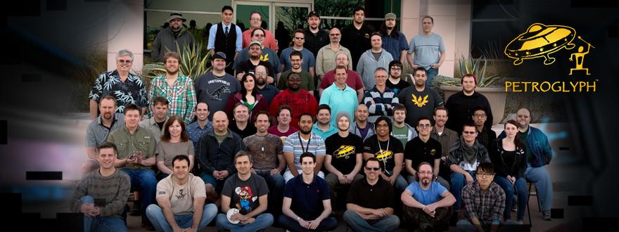 Знакомьтесь, команда разработчиков Grey Goo