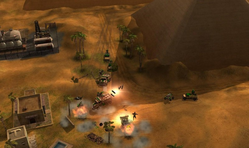 Скриншот Generals